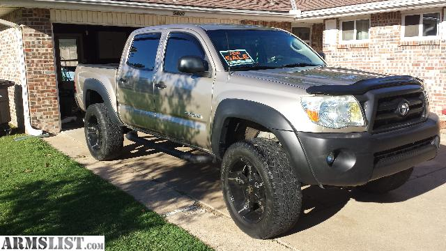 armslist for sale 2006 toyota tacoma 4wd v6. Black Bedroom Furniture Sets. Home Design Ideas