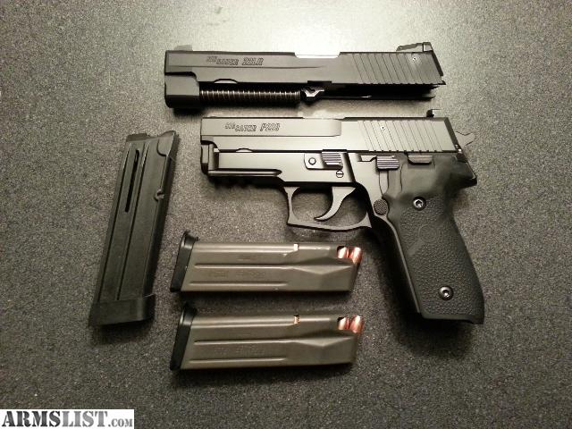 Armslist For Sale Trade Sig P229 9mm 22lr Conversion Kit