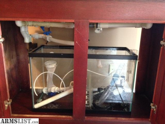 Armslist for sale trade 75 gallon reef saltwater for Saltwater fish tank for sale