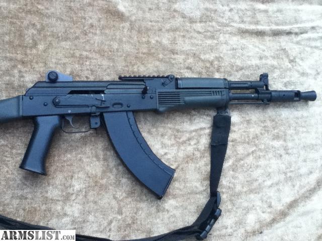 armslist for sale ak104 built on a hungarian sa85