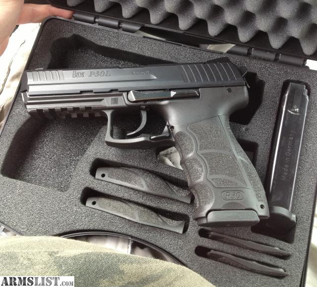 ARMSLIST - For Trade: HK P30L V3 9mm