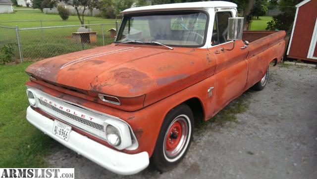 armslist for sale trade 1964 chevy c10 for sale or trade. Black Bedroom Furniture Sets. Home Design Ideas