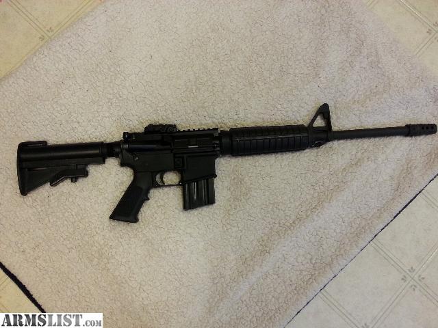 ARMSLIST - For Sale: Olympic Arms AR-15