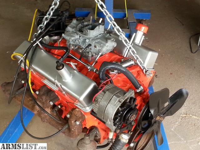 chevy how to tell if engine has been rebuilt