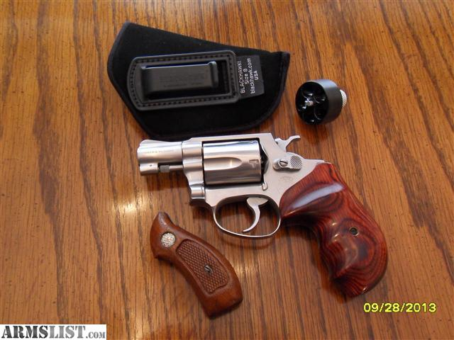 ARMSLIST - For Sale: smith and wesson model 60 stainless