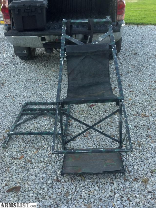 Trade Stands For Sale : Armslist for sale tree lounge stand trade
