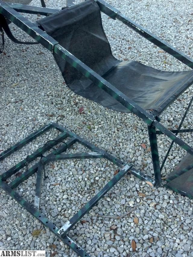 Armslist For Sale Tree Lounge Tree Stand Trade For