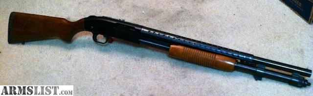 Pictures of Mossberg 590 Mariner Wood - #rock-cafe