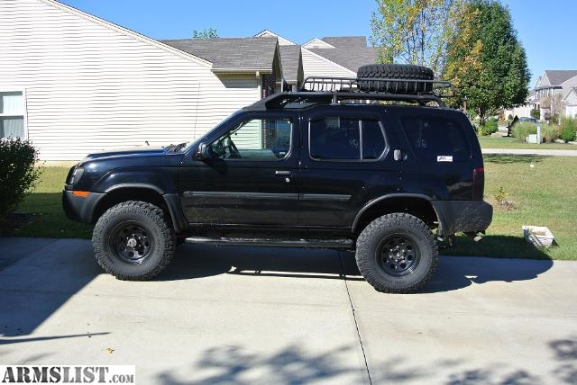 armslist - for sale/trade: lifted 2003 nissan xterra
