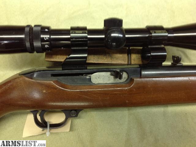 armslist for sale ruger 44 magnum semi auto carbine tube fed. Black Bedroom Furniture Sets. Home Design Ideas
