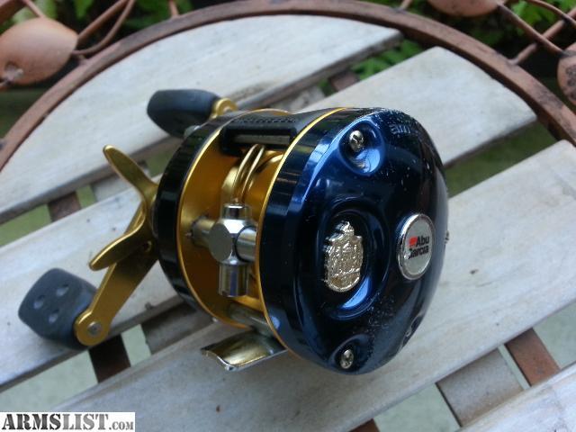 Armslist for sale abu garcia ambassadeur c4 baitcast for Used fishing reels for sale