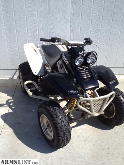 armslist for sale 2004 yamaha warrior 350 4 wheeler with 6 speed. Black Bedroom Furniture Sets. Home Design Ideas