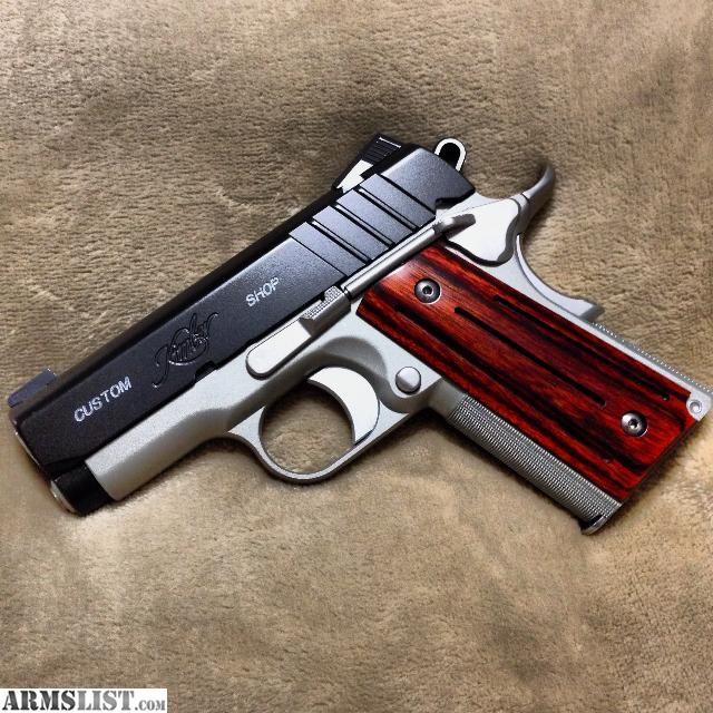 Armslist For Sale Trade Kimber Aegis Ii 1911 Custom