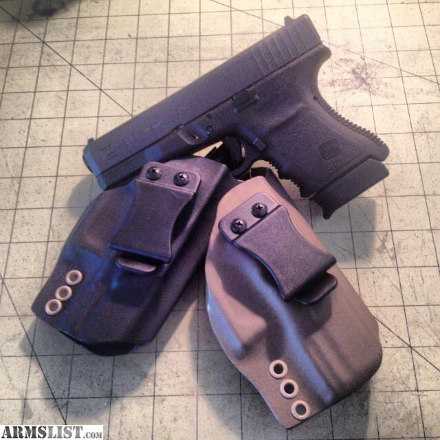 ARMSLIST - For Sale: Glock 30S Kydex IWB holster
