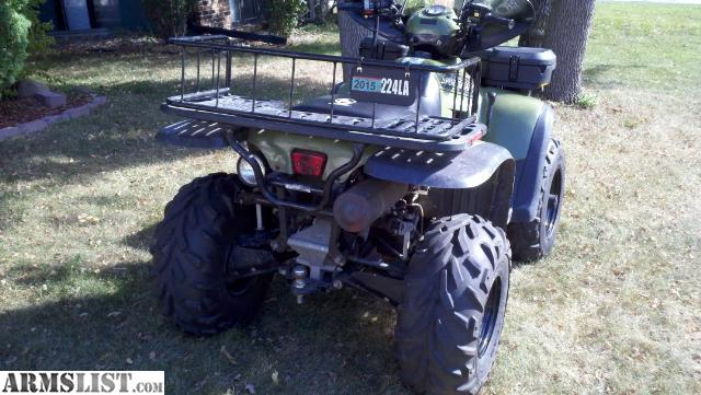armslist for sale 2001 polaris sportsman 500 4x4 4 wheeler. Black Bedroom Furniture Sets. Home Design Ideas