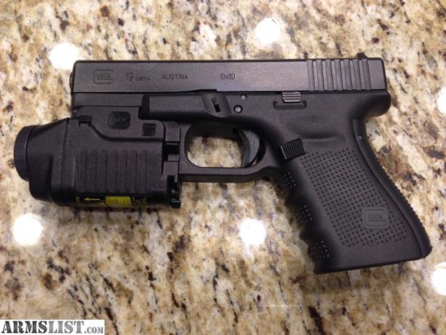 Armslist For Trade Glock 19 Gen 4 With Glock Gtl 22