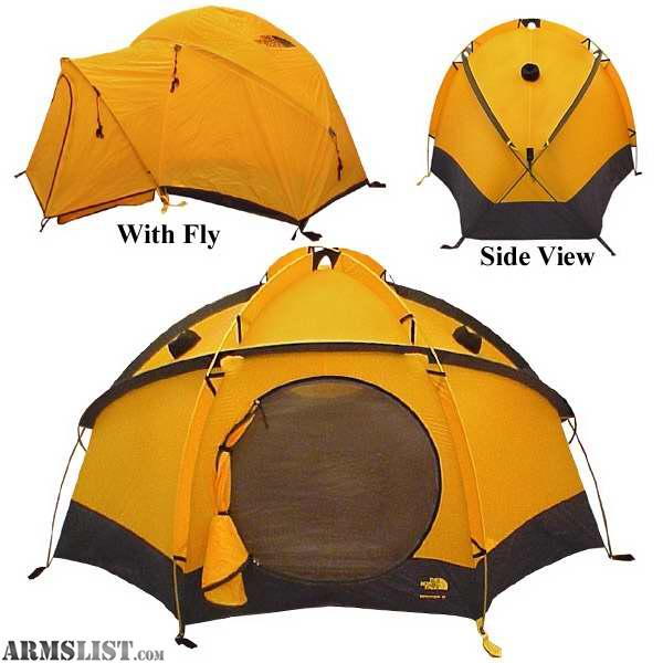 Includes Fly Vestibule and Footprint used only a few times!  sc 1 st  Armslist.com & ARMSLIST - For Sale: North Face Expedition 25 4 Season Tent