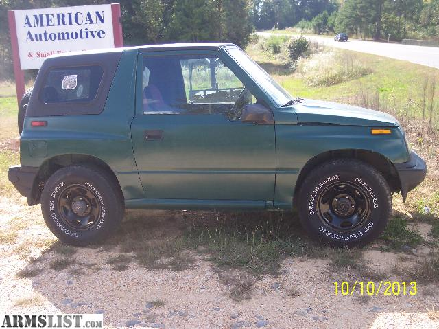 Suzuki Sidekick For Sale In Alabama