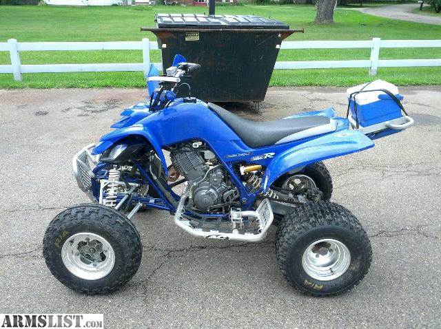 armslist for sale trade 2001 yamaha raptor 660r for
