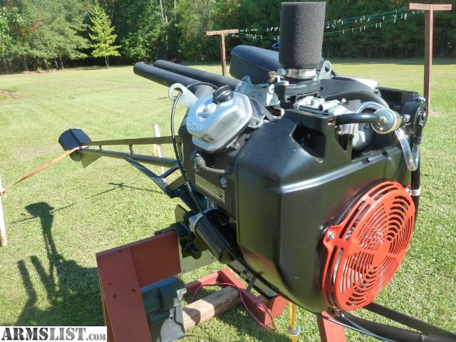 ARMSLIST - For Sale/Trade: 20 HP Honda Bog Hog Mud Motor