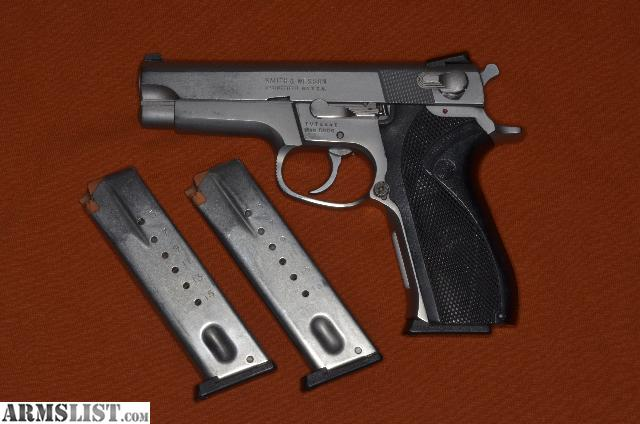 wesson dating site I didn't expect this, but found a smith and wesson 686, 357, 3 barrel and just had to have it  i was looking for a compact.