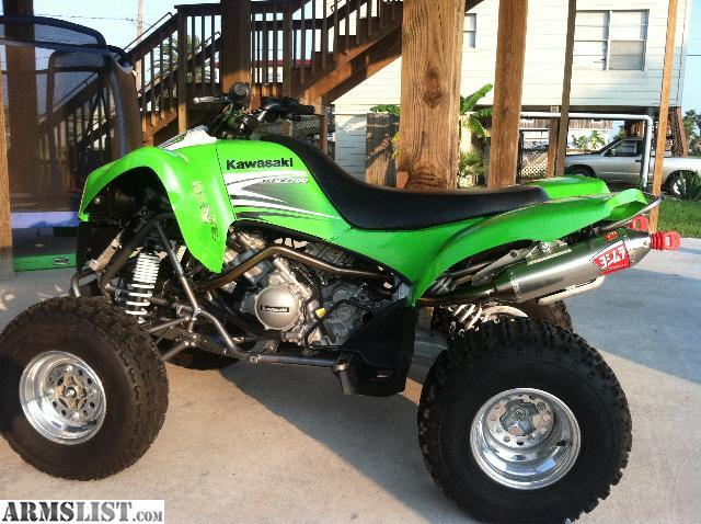 Kawasaki Atv For Sale In Houston