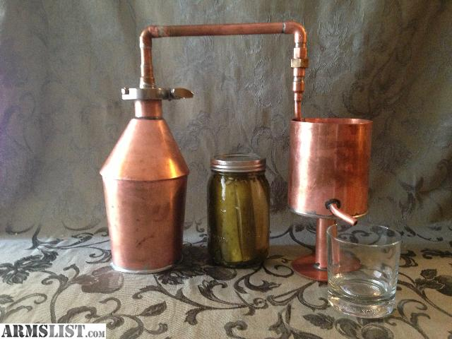 ARMSLIST - For Sale: Copper Moonshine Stills, Personal ...