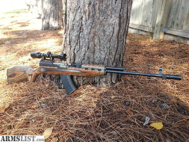 Armslist For Sale Trade Norinco Sks Customized