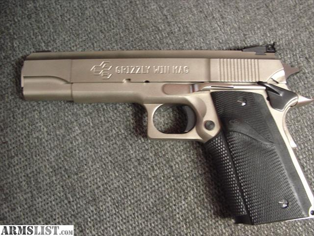 ARMSLIST - For Sale: Grizzly Win Mag-Mark 1,45 Winchester ...