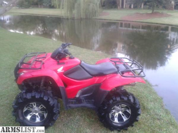 armslist for sale honda rancher atv 4x4 electric shift lifted mud tires four wheeler. Black Bedroom Furniture Sets. Home Design Ideas