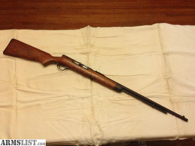 ARMSLIST - For Sale/Trade: Old Stevens 22lr rifle