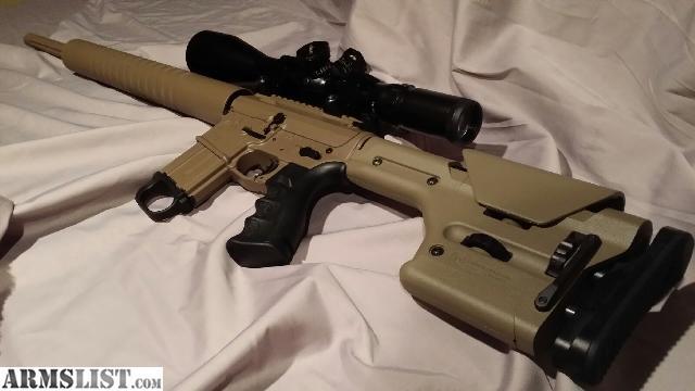 ARMSLIST - For Sale: **204 Ruger AR-15 with Cerakote ...