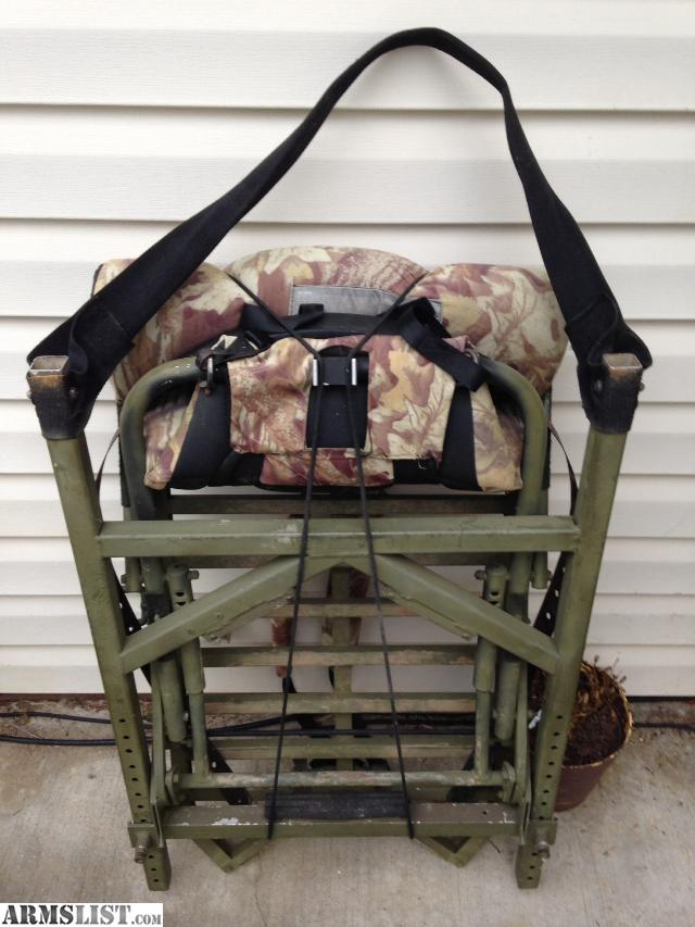 Armslist For Sale Loggy Bayou Climbing Tree Stand