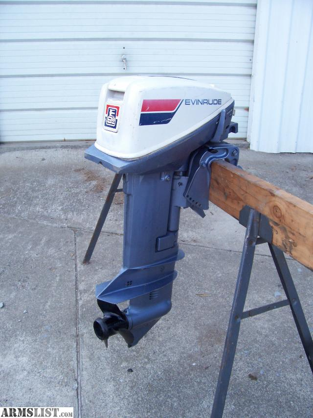 Armslist for sale trade evinrude 9 9hp longshaft for 9 9 hp long shaft outboard motor