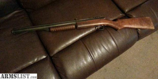 Benjamin franklin model 312 pellet gun