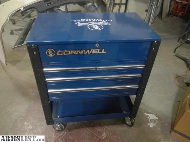 armslist for sale two cornwell pro series tool carts. Black Bedroom Furniture Sets. Home Design Ideas