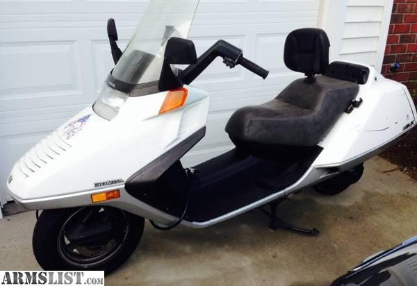 ARMSLIST - For Sale/Trade: 1986 Honda CN250 Helix scooter