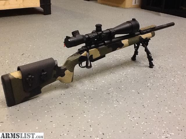 Armslist For Sale Remington 700 W Mcmillan A5