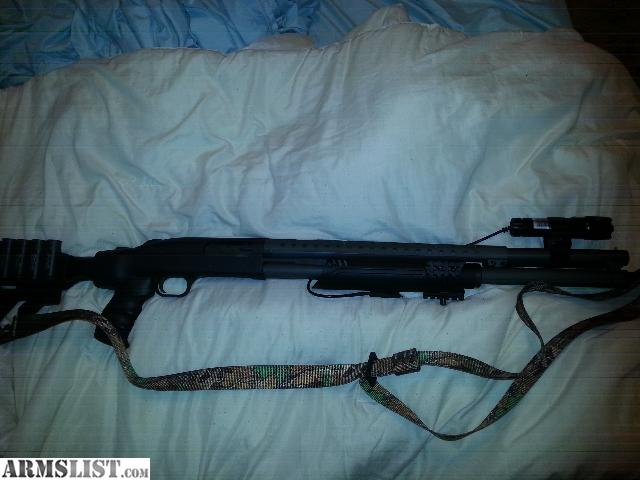 ARMSLIST - For Trade: Very nice tactical mossberg ...