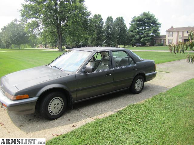Armslist For Sale Trade Honda Accord