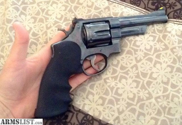 ARMSLIST - For Sale/Trade: Smith & Wesson .357 magnum k frame ...