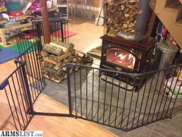 Wood Stove Safety WB Designs - Wood Stove Safety Gate WB Designs