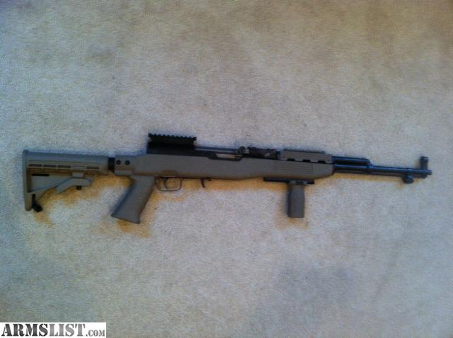 Armslist for sale trade sks with tapco stock 500