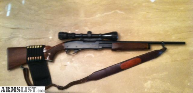 "ARMSLIST - For Sale/Trade: Remington Model 760 ""Gamemaster ..."