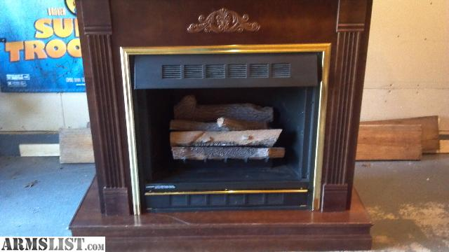 ARMSLIST - For Sale/Trade: Comfort GLow Gas Fireplace