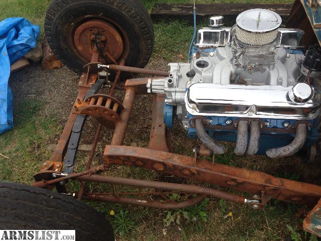armslist  trade  1935 ford tudor rat rod project