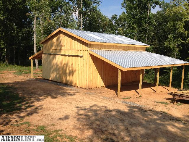 For Sale Horse Barns And Pole Buildings