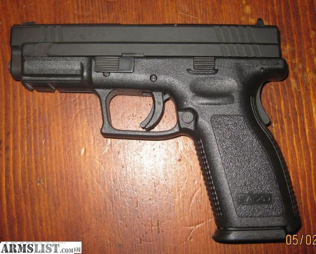 ARMSLIST - For Sale: Springfield xd9 full size