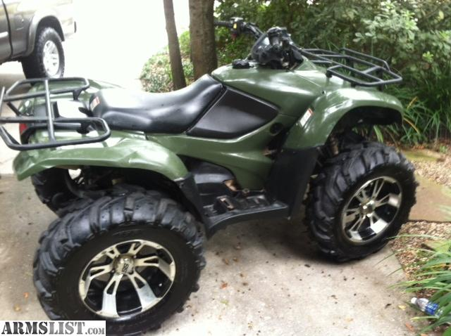 Armslist for sale trade 2009 honda rancher 420es 4x4 for Honda 420 rancher for sale