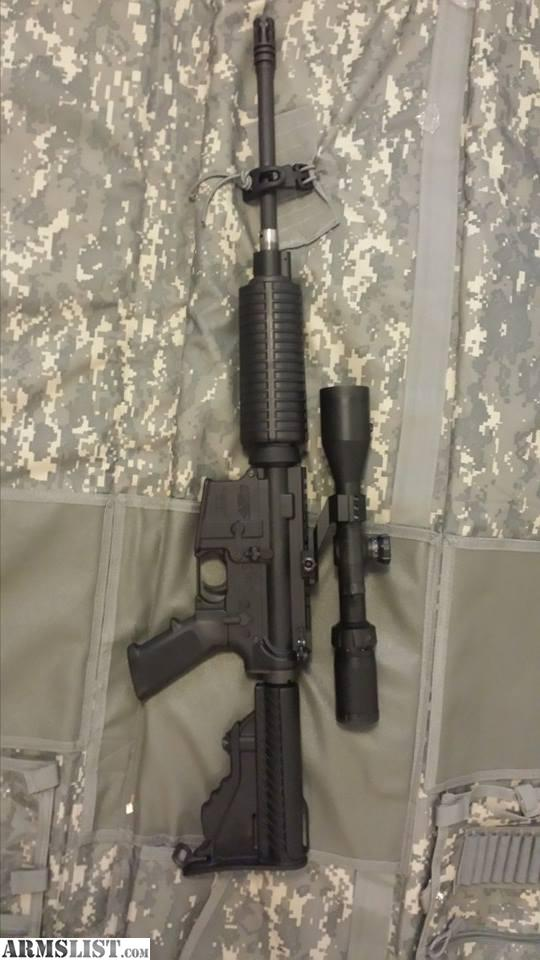Armslist For Sale Dpms Ar 15 Cfr Panther Lite A3 223
